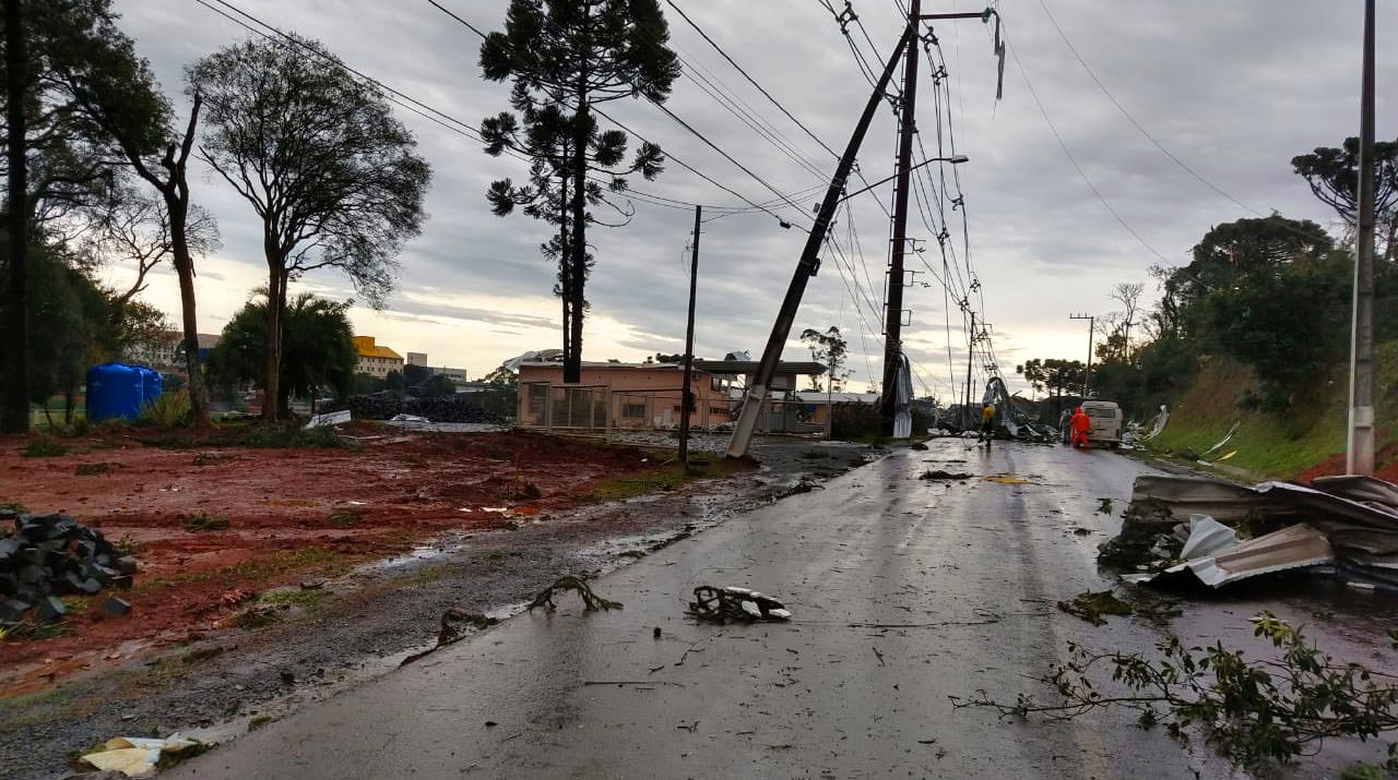 Chapecó-SC. Foto: Secom Prefeitura de Chapecó/via Fotos Públicas.