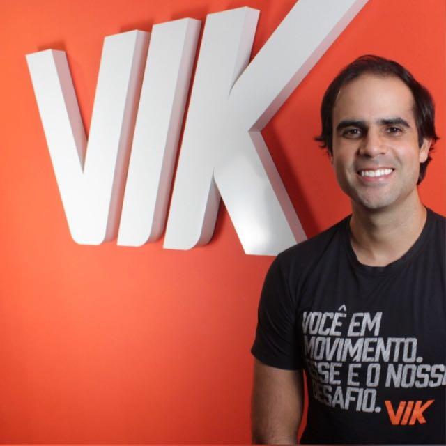 Pedro Reis, sócio-fundador da VIK. Foto: Divulgação.