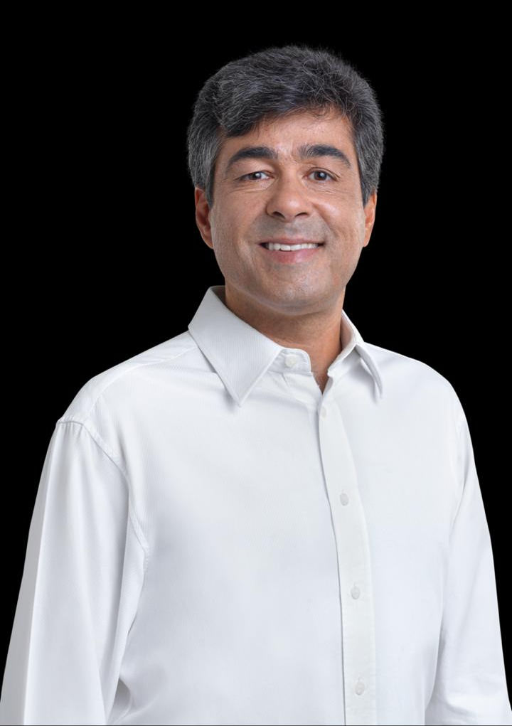 Zé Fernando, prefeito de Conceição do Mato Dentro (MG). Foto: Divulgação.