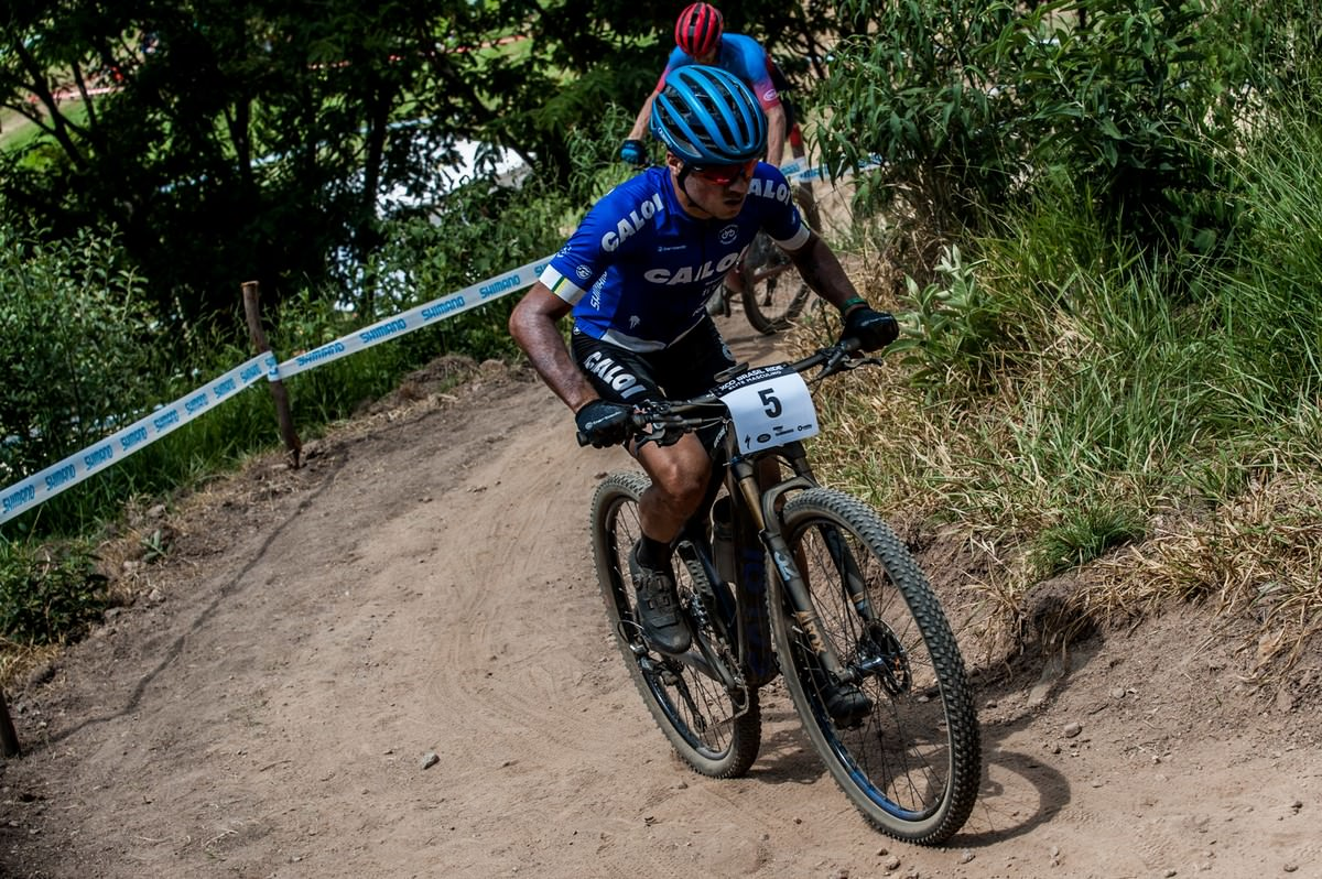 Ulan Galinsky. Foto: Ney Evangelista / Brasil Ride.
